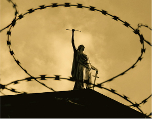Barbed Wire Justice