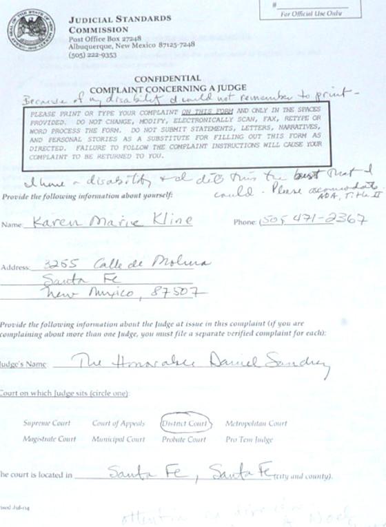 Complaint_Against_Judge_Sanchez_1 Scale