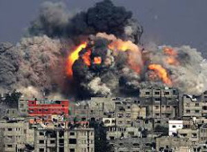 Gaza Massacre 2015